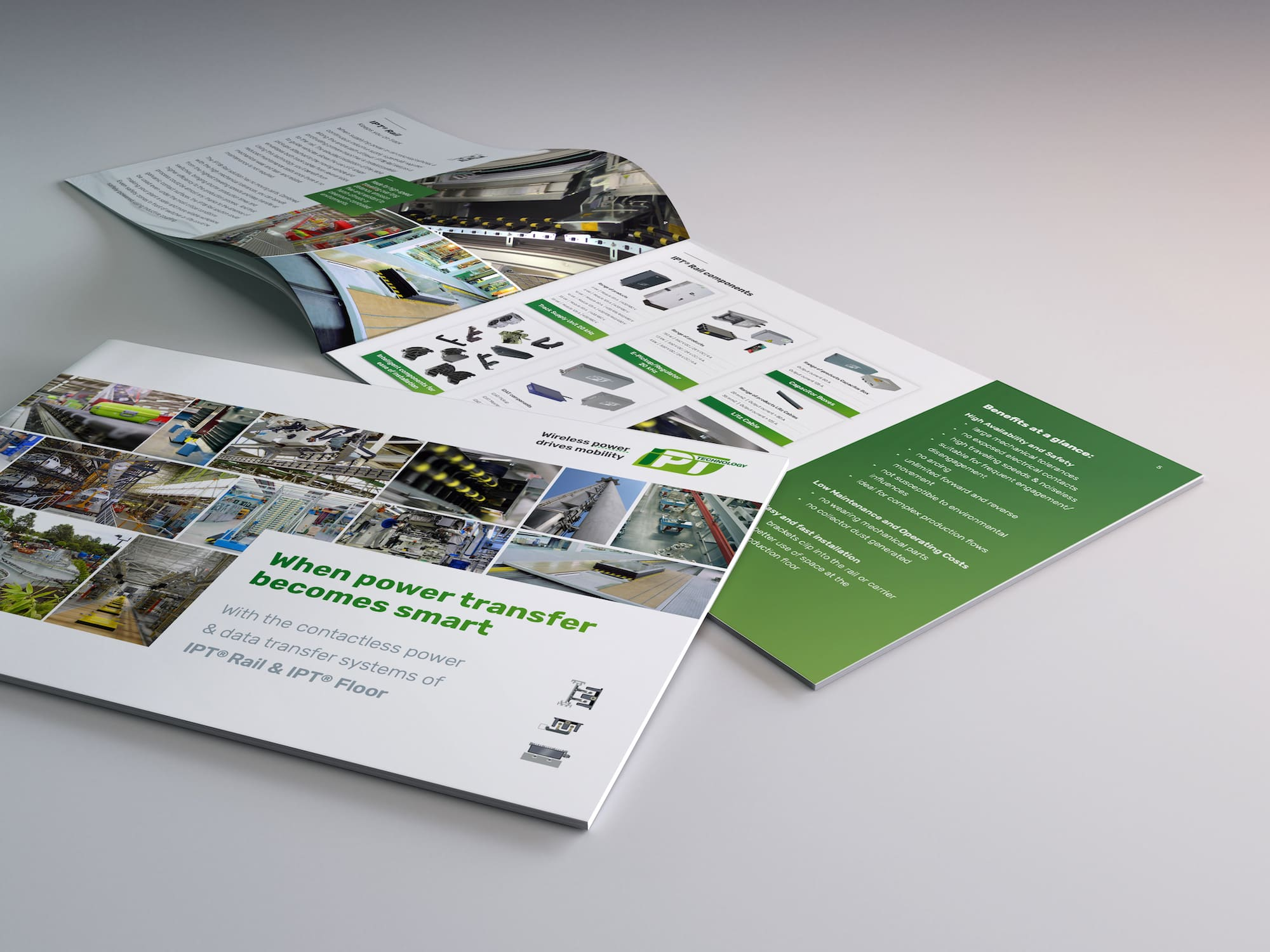 Check out our new IPT industrial brochure